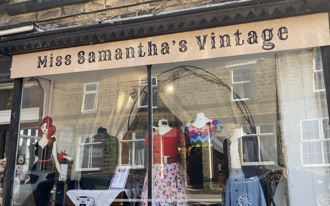 Independent Vintage Store Thrives Thanks to Loyal Customers