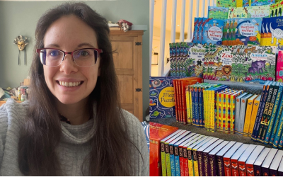 Meet the Sheffield woman raising money to buy books for disadvantaged children in the city