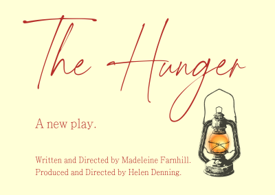 WATCH: The Hunger provide sneak peak of new play