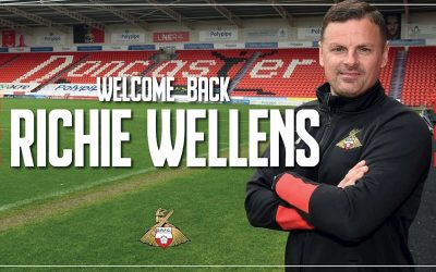 Doncaster Rovers appoint Richie Wellens as new manager
