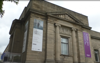 WATCH: Sheffield Museums reopen their doors for the first time this year