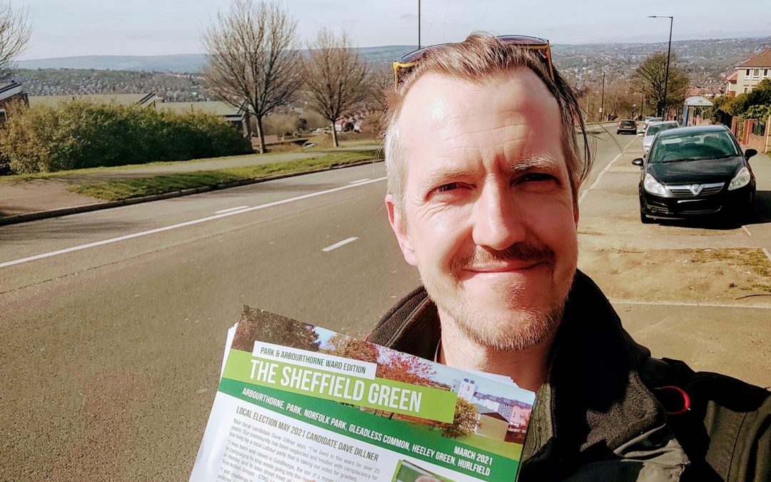 Exclusive: Green councillor slams 'cynical' Tory ID policy and tells all about local election win