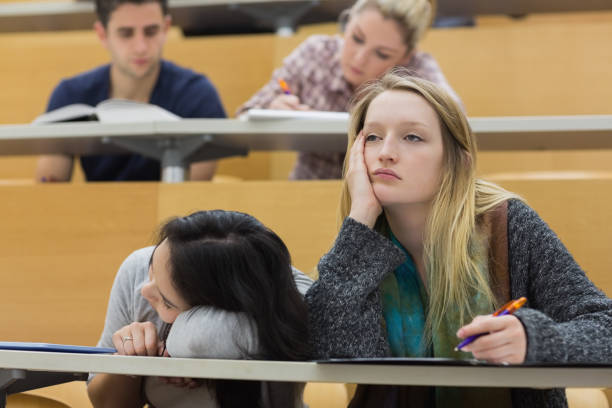 Sheffield University Students Don't Get Enough Sleep
